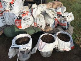 Compost  5 years composted