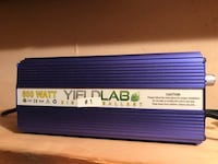 New 600w ballasts