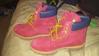 Timberland boots MINT condition never used sz 9.5 Winnipeg, R3N 1G4