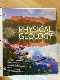 Physical Geology book Leon, 25123