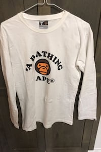 Bape long sleeve  Kelowna, V1P