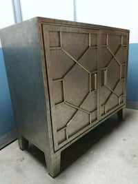 NEW 2 door side cabinet 38 km