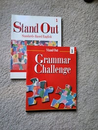 Two books Stand out 1 Laurel