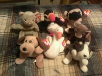7Ty beanie babies.Need Christmas money.Make offer.
