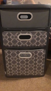 3 drawer organizer  College Station, 77845