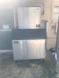 Ice machine leading with service agreement