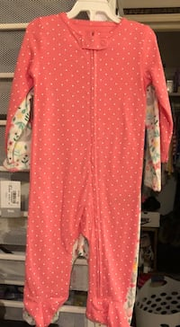2 Piece Babygirl Pajamas-9mo Rockville, 20853