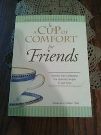 A Cup of Comfort for Friends....New Oshawa, L1J 4Z3