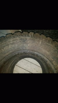 black auto tire with tire Central Okanagan, V4T