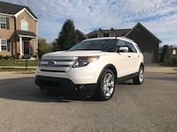 2014 Ford Explorer Limited Georgetown