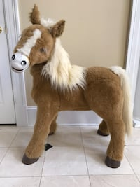 toddler's ride on horse toy Mc Lean, 22102