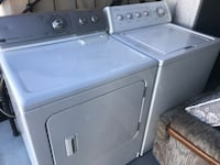 Electric washer & dryer like new~Will Deliver $35~Paid $1279~Sell $385