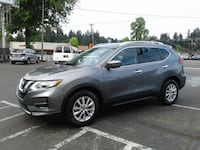 2017 Nissan Rogue AWD S Scarborough
