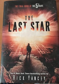 The Last Star by Rick Yancey.