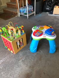 Fisher Price and PARENTS activity sets $20 BOTH