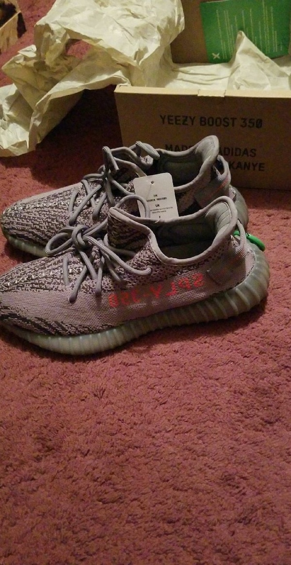 Used Yeezys belguas 2.0 DeadStock Size 8.5 for sale in Queens - letgo 3139dcfac