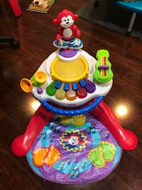 Fisher Price Sit to Stand Vaughan, L4H 2K6