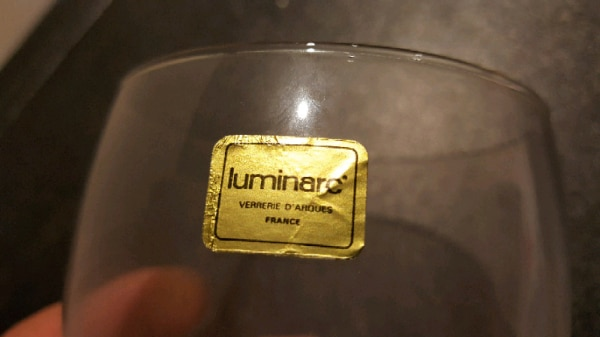 BRAND NEW Luminarc Wine Glasses 1918c799-2c52-4c22-bc1f-aaab8e247183