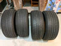 Michelin Tires 225/50/18 Lakeville, 02347