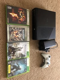 Xbox 360 slim bundle  3164 km