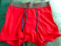 New without tags Red boxer briefs size small mossimo Urbandale, 50322
