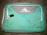 green and white leather bag Cookeville, 38501