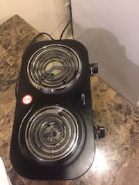 Brentwood Electric stove Hyattsville, 20784