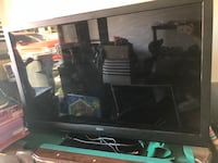 Black lg flat screen tv Killeen