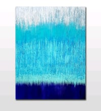 Beautiful Textured Abstract Painting  Toronto, M3C 1G2