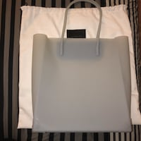 Authentic Alexander Wang Silicone Prisma Tote (icing) Coquitlam, V3B 5R5