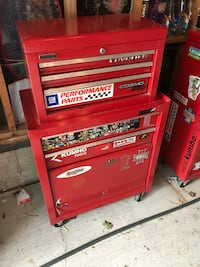 Waterloo Tool chest  Vaughan, L4H 2E5