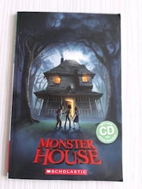 MONSTER HOUSE ORJİNAL İNG