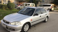 Honda - Civic - 2000