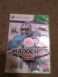 MADDEN 25 360 game New Orleans, 70117