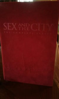 SEX and the CITY complete series  Edmonton, T5X 2C8