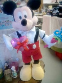 Mickey Mouse got to come see him