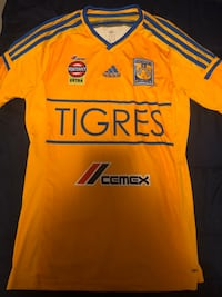 adidas Tigres UANL Home Jersey