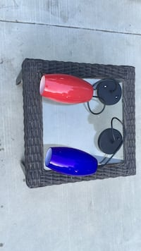 two black and red bluetooth speakers Lomita, 90717