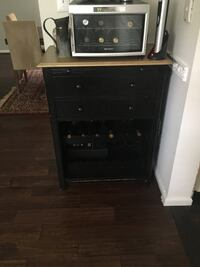 Solid wood wine cabinet  Springfield, 22153