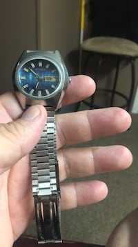Vintage orient watch Danbury, 06810
