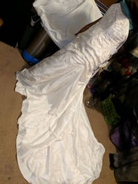 Wedding dress size 22  Washington, 20011