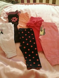 6 pairs of baby leggings Des Moines, 50315