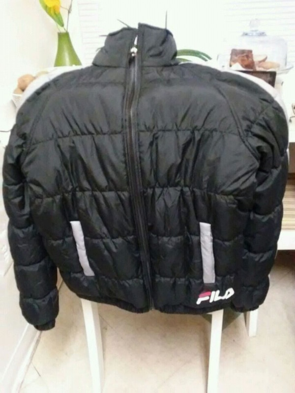 Fila Jacket for sale size lg ladies or children