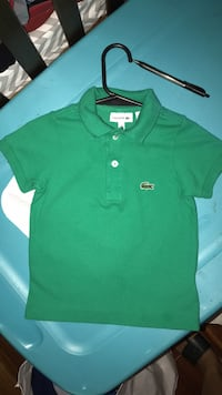 Lacoste Toddler boy shirts Edcouch, 78538