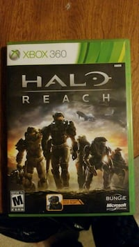 Xbox 360 Halo Reach game  College Park, 20740