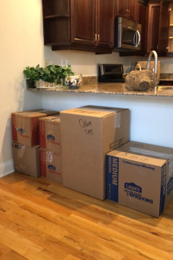Moving Boxes (South Tampa) - Large, Medium and Small - 40 total dc3bbd8c-9be5-4dd7-a163-85ec084e8b06