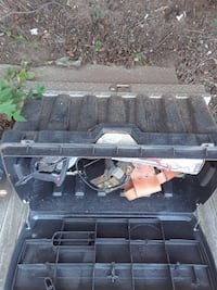 Plastic tool box for Ford Ranger