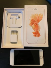 iPhone 6S 64GB Mississauga, L4Z 4H4