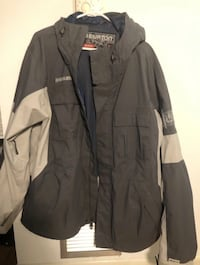 Burton XL snowboard jacket Washington, 20010
