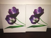 Flower canvases Henrico, 23238